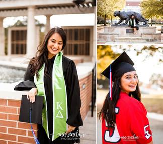 Wraychel | Graduation | University of South Alabama