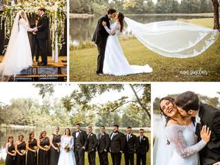 Lacy + Decota | Wedding | Lakeside Church of God | Opelika, Alabama