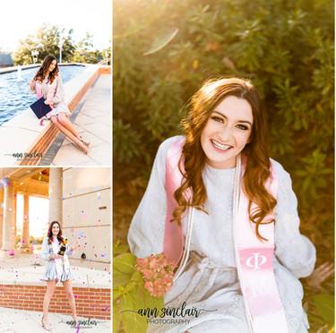 Mikaela | Graduation | University of South Alabama