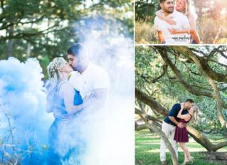Victoria + Ryan | Engagement | Mobile, Alabama
