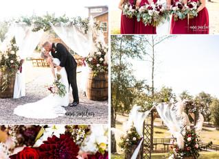 Jessica + Dalton | Wedding | Izenstone | Spanish Fort, Alabama