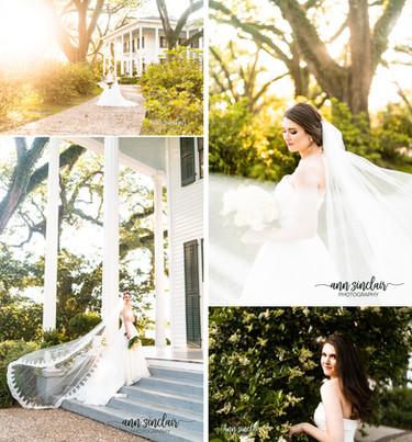 Katie | Bridal Portraits | Bragg-Mitchell Mansion | Mobile, Alabama