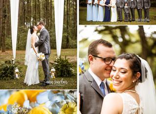 Joanna + Cody   Wedding   The Elizabeth in Grand Bay, Alabama