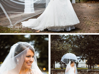 Mary Virginia | Bridal Portraits | Mobile, Alabama
