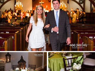 Courtney + Henley | Rehearsal Dinner | Fairhope UMC + The Venue | Fairhope, Alabama