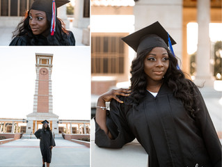 Tamara | Graduation | University of South Alabama