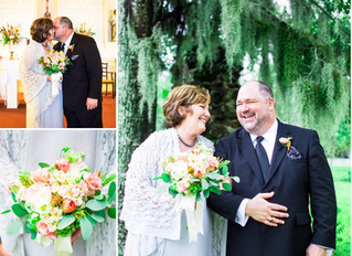 Sharon + Eddie | Wedding | Sacred Heart Chapel | Fairhope, Alabama