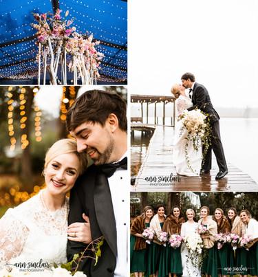 Margo + Brooks | Wedding | St. Joseph's Chapel + House on Dog River | Mobile, Alabama