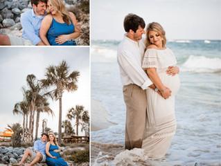 Regan + Drew | Maternity | Orange Beach, Alabama