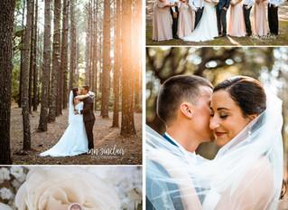 Jayme + Andrew | Wedding | The Elizabeth in Grand Bay | Grand Bay, Alabama