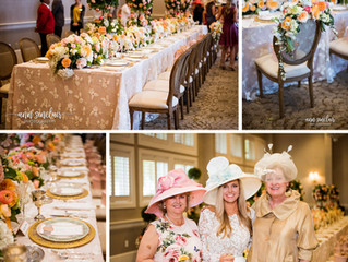 Courtney's Bridesmaid Luncheon | Grand Hotel | Point Clear, Alabama