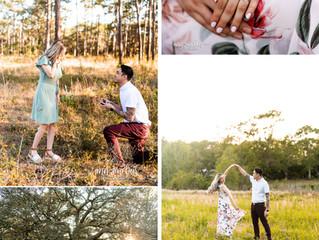Jasmin + Peter | Surprise Proposal | Mobile, Alabama