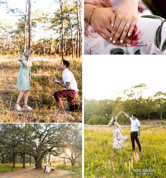 Jasmin + Peter   Surprise Proposal   Mobile, Alabama