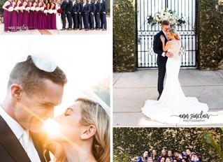 Brit + Eric | Wedding | Azalea Manor | Mobile, Alabama