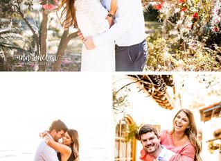 Shelby + Hunter | Engagement | Fairhope, Alabama