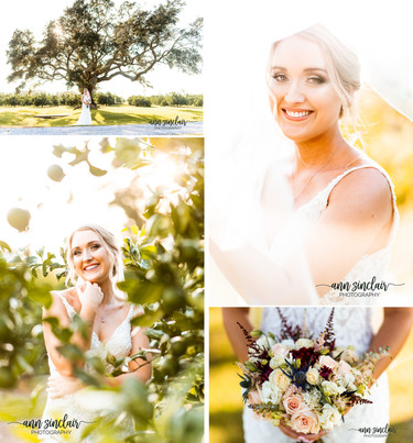 Alyssa | Bridal Portraits | The Orchard at Hayes Farm | Theodore, Alabama