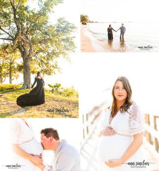 Lindsay + Chris   Maternity   Fairhope, Alabama