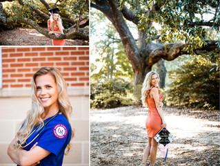 Victoria | Graduation | University of South Alabama