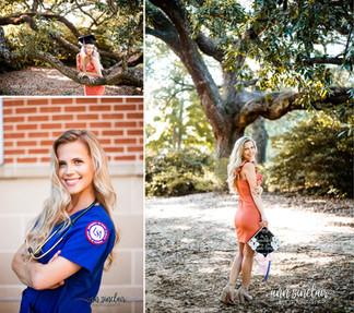 Victoria | Graduation | University of South Alabama