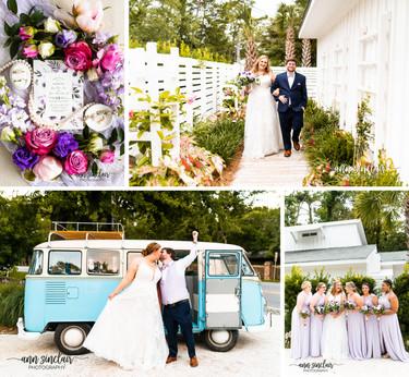 Lyndy + Brian | Wedding | St. Francis at the Point + Little Point Clear | Fairhope, Alabama