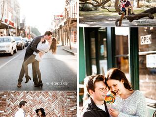 Miriam + Jake | Engagement | Mobile, Alabama