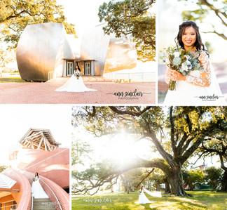 Sandra | Bridal Portraits | Ohr-O'Keefe Museum of Art + Biloxi Civic Center | Biloxi, Mississippi