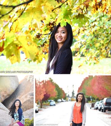 Sandra   Portraits   Oregon, California, Arizona