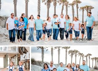 Billings Family Photos | Dauphin Island, Alabama