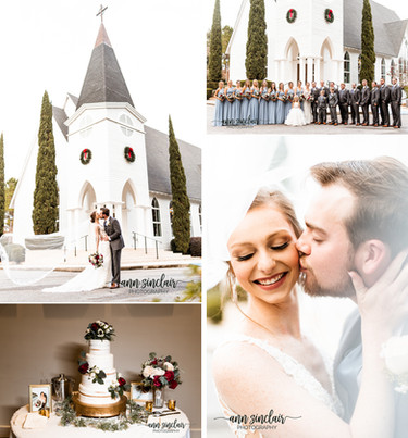 Danielle + Will | Wedding | St. Francis at the Point + Belforest Pointe | Point Clear + Daphne, Alab