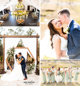 Emily + Ryan   Wedding   Izenstone   Spanish Fort, Alabama