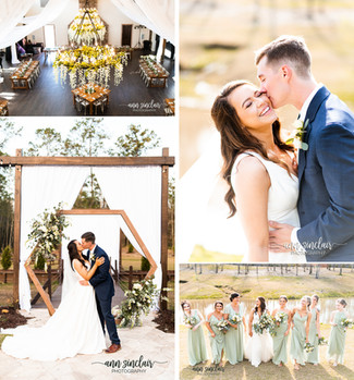Emily + Ryan | Wedding | Izenstone | Spanish Fort, Alabama