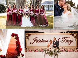 Jessica + Trey | Wedding | Long Beach + Pass Christian, Mississippi