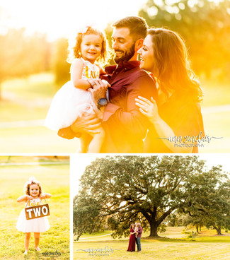 McConnell Family | Spring Hill College | Mobile, Alabama