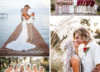 Adriana + Cody | Wedding | Isle of Paradise | Dauphin Island, Alabama