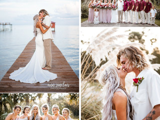 Adriana + Cody | Wedding | Isle of Paradise | Dauphin Island, Alabama