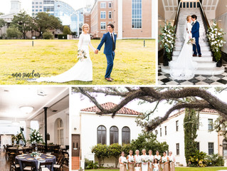 Brittney + Ryan | Wedding | St. Mary's Catholic Church + History Museum of Mobile | Mobile, Alabama