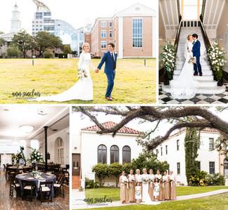 Brittney + Ryan | Wedding | St. Mary's Catholic Church + History Museum of Mobile | Mobile, Alabama