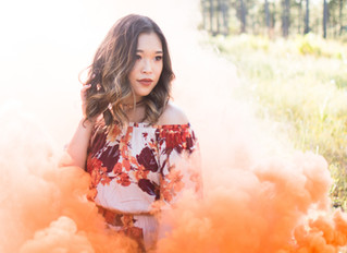 One Year of Ann Sinclair Photography | Smoke Bombs | Mobile, Alabama