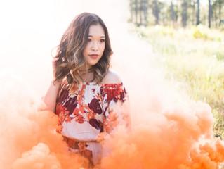One Year of Ann Sinclair Photography | Smoke Bombs | Mobile, Alabama