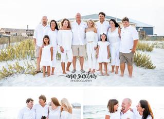 Davis Family Photos | Dauphin Island, Alabama