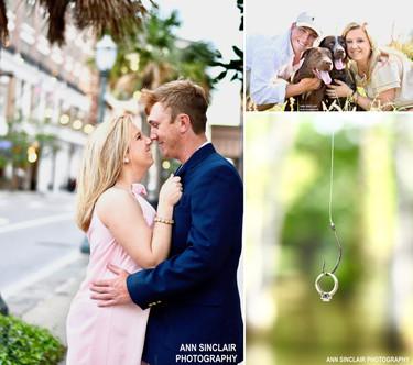 Peyton + Brandon   Engagement   Theodore + Mobile, Alabama