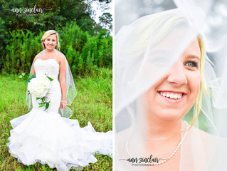 Peyton | Bridal Portraits | Theodore, Alabama