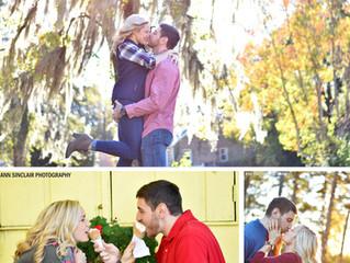 Tina + Shaun | Engagement | Mobile, Alabama