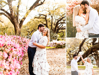 Mary Kate + Mitchell | Engagement | Mobile, Alabama