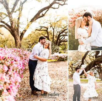 Mary Kate + Mitchell | Engagement | Mobile, Alabama