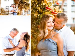 Angie + Brandon | Engagement | Gulf Shores, Alabama