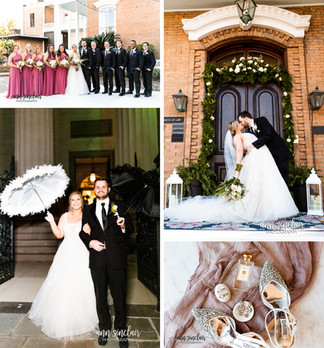 Mary Kate + Mitchell | Wedding | Cathedral Basilica + The Ezell House | Mobile, Alabama