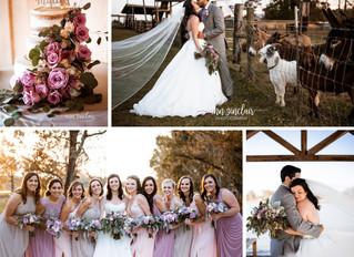 Summer + Ramiro | Wedding | Dream Field Farms | Fitzpatrick, Alabama