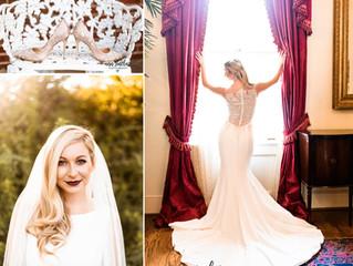 Brittney | Bridal Portraits | Hermitage-Rippy Estate | Mobile, Alabama