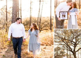 Meagan + CJ | Family | Mobile, Alabama